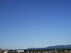 空が高~い!